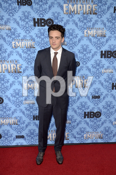 """""""Boardwalk Empire"""" Premiere Vincent Piazza9-5-2012 / Ziegfeld Theater / HBO / New York NY / Photo by Eric Reichbaum - Image 24251_0205"""