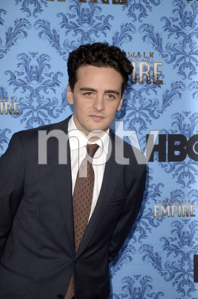 """""""Boardwalk Empire"""" Premiere Vincent Piazza9-5-2012 / Ziegfeld Theater / HBO / New York NY / Photo by Eric Reichbaum - Image 24251_0209"""