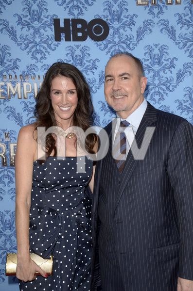 """""""Boardwalk Empire"""" Premiere Terence Winter9-5-2012 / Ziegfeld Theater / HBO / New York NY / Photo by Eric Reichbaum - Image 24251_0217"""