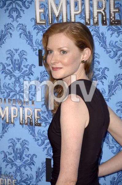 """Boardwalk Empire"" Premiere Wrenn Schmidt9-5-2012 / Ziegfeld Theater / HBO / New York NY / Photo by Eric Reichbaum - Image 24251_0281"