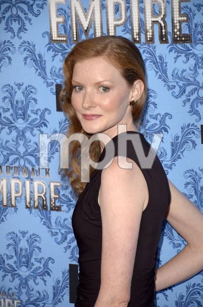 """Boardwalk Empire"" Premiere Wrenn Schmidt9-5-2012 / Ziegfeld Theater / HBO / New York NY / Photo by Eric Reichbaum - Image 24251_0285"