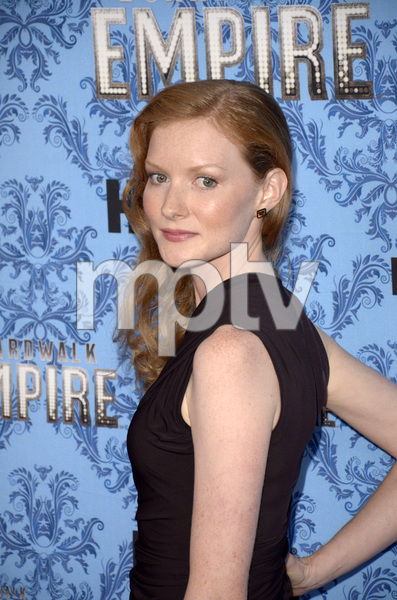 """Boardwalk Empire"" Premiere Wrenn Schmidt9-5-2012 / Ziegfeld Theater / HBO / New York NY / Photo by Eric Reichbaum - Image 24251_0286"
