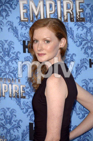 """Boardwalk Empire"" Premiere Wrenn Schmidt9-5-2012 / Ziegfeld Theater / HBO / New York NY / Photo by Eric Reichbaum - Image 24251_0288"