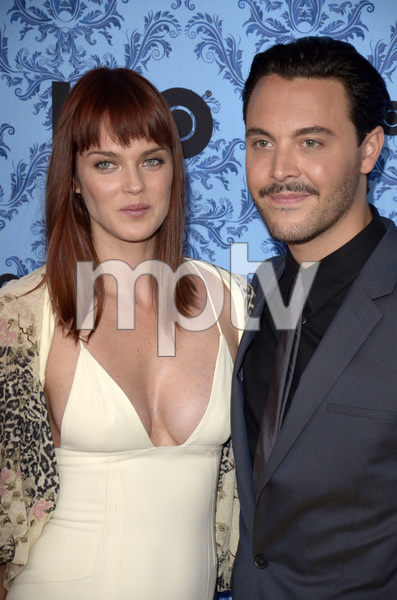 """Boardwalk Empire"" Premiere Shannan Click, Jack Huston9-5-2012 / Ziegfeld Theater / HBO / New York NY / Photo by Eric Reichbaum - Image 24251_0303"