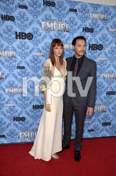 """Boardwalk Empire"" Premiere Shannan Click, Jack Huston9-5-2012 / Ziegfeld Theater / HBO / New York NY / Photo by Eric Reichbaum - Image 24251_0306"