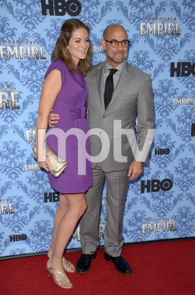 """Boardwalk Empire"" Premiere Stanley Tucci, Felicity Blunt9-5-2012 / Ziegfeld Theater / HBO / New York NY / Photo by Eric Reichbaum - Image 24251_0451"