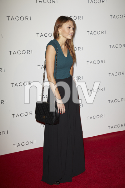 """""""TACORI Productions"""" Event Aimee Teegarden10-9-2012 / The Lot Studio / Hollywood CA / Photo by Kevin Kozicki - Image 24255_0001"""