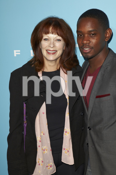 """Flight"" PremiereFrances Fisher, Aml Ameen10-23-2012 / ArcLight Cinema / Hollywood CA / Paramount Pictures / Photo by Kevin Kozicki - Image 24256_0066"