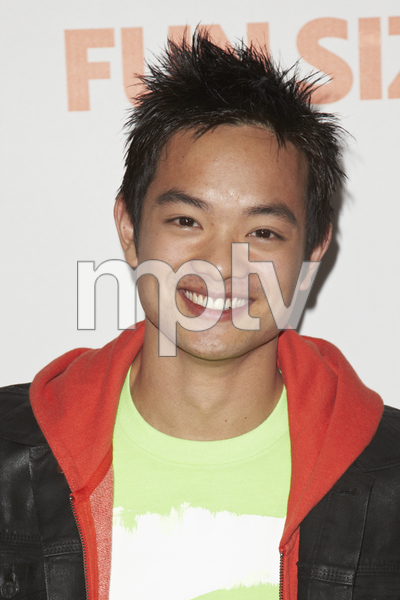 """""""Fun Size"""" PremiereOsric Chau10-25-2012 / Paramount Theater / Hollywood CA / Paramount Pictures / Photo by Kevin Kozicki - Image 24257_0010"""