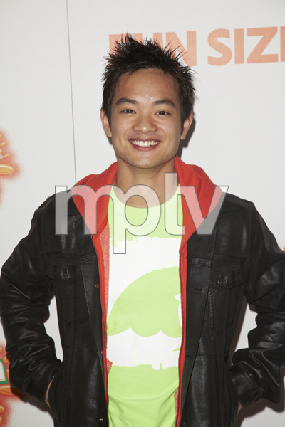 """""""Fun Size"""" PremiereOsric Chau10-25-2012 / Paramount Theater / Hollywood CA / Paramount Pictures / Photo by Kevin Kozicki - Image 24257_0011"""