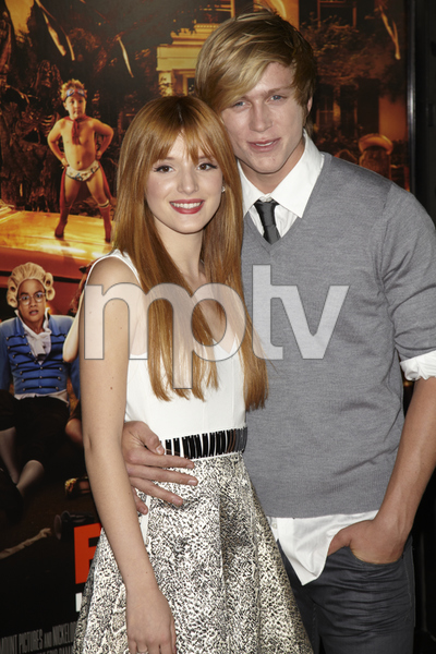 """""""Fun Size"""" PremiereBella Thorne10-25-2012 / Paramount Theater / Hollywood CA / Paramount Pictures / Photo by Kevin Kozicki - Image 24257_0022"""