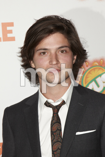 """""""Fun Size"""" PremiereThomas McDonell10-25-2012 / Paramount Theater / Hollywood CA / Paramount Pictures / Photo by Kevin Kozicki - Image 24257_0073"""