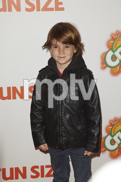 """""""Fun Size"""" PremiereAiden Lovekamp10-25-2012 / Paramount Theater / Hollywood CA / Paramount Pictures / Photo by Kevin Kozicki - Image 24257_0108"""