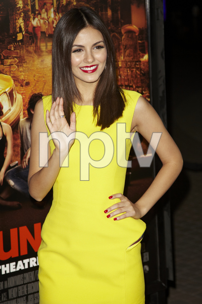 """Fun Size"" PremiereVictoria Justice10-25-2012 / Paramount Theater / Hollywood CA / Paramount Pictures / Photo by Kevin Kozicki - Image 24257_0110"