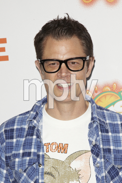 """""""Fun Size"""" PremiereJohnny Knoxville10-25-2012 / Paramount Theater / Hollywood CA / Paramount Pictures / Photo by Kevin Kozicki - Image 24257_0117"""