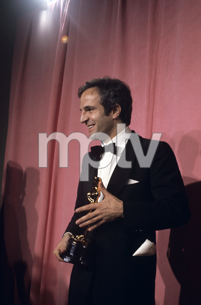 Francois Truffaut at the Academy Awards1974© 1978 Paul Slaughter - Image 24262_0006