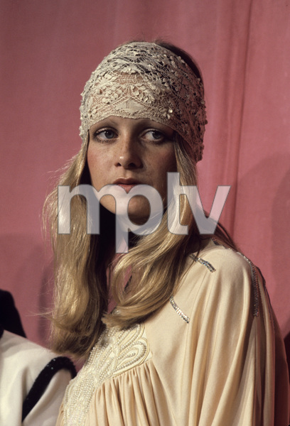 Twiggy at the Academy Awards1974© 1978 Paul Slaughter - Image 24262_0015