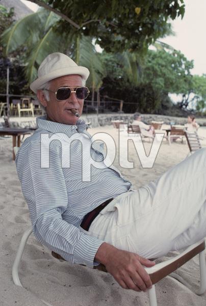 Norman Lear at Bora Bora, Tahiti1977© 1978 Paul Slaughter - Image 24262_0030