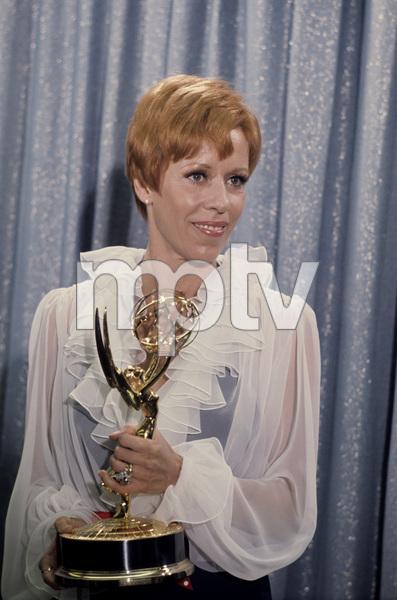 Carol Burnett at the Emmy Awards1974© 1978 Paul Slaughter - Image 24262_0048