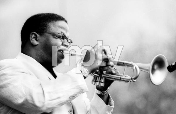 Terrance Blanchard at the Telluride Jazz Festival1996© 1996 Paul Slaughter - Image 24262_0068