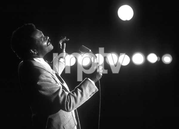 Billy Eckstine singing at the Hollywood Bowl1973© 1978 Paul Slaughter - Image 24262_0079