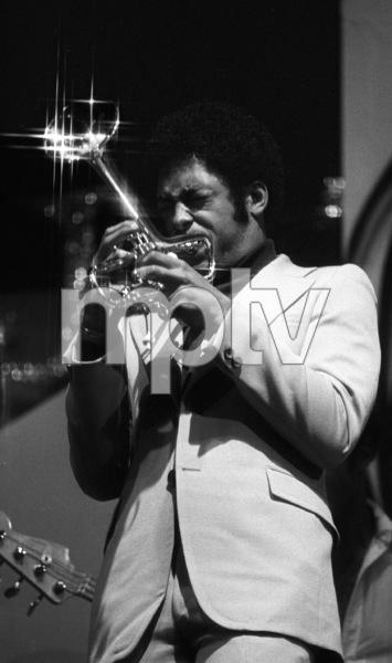 John Faddis playing trumpet at the Monterey Jazz Festival1974© 1978 Paul Slaughter - Image 24262_0086