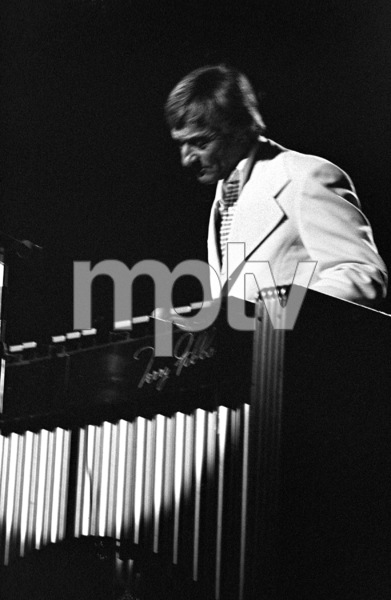 Terry Gibbs playing vibes at the Monterey Jazz Festival1974© 1978 Paul Slaughter - Image 24262_0090