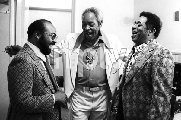 James Moody, Sonny Stitt and Dizzy Gillespie1973© 1978 Paul Slaughter - Image 24262_0093
