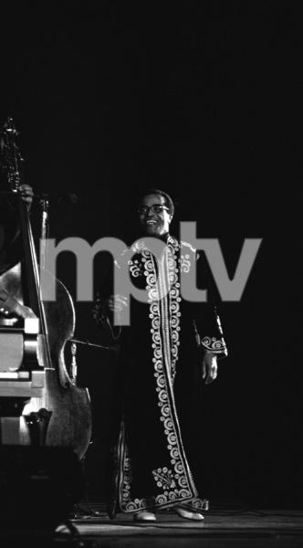 Jon Hendricks at the Monterey Jazz Festival1972© 1978 Paul Slaughter - Image 24262_0100