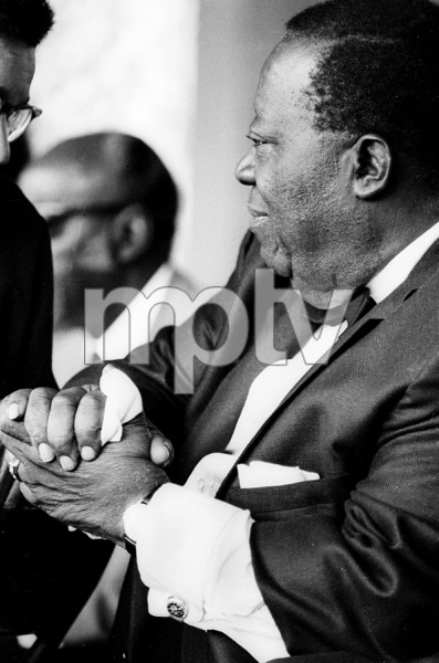 Jimmy Rushing at the Monterey Jazz Festival1972© 1978 Paul Slaughter - Image 24262_0122