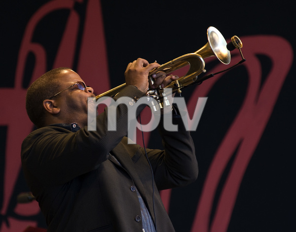 Terence Blanchard at the Monterey Jazz Festival2007© 2007 Paul Slaughter - Image 24262_0144