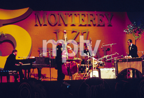 The Modern Jazz Quartet at the Monterey Jazz Festival1972© 1978 Paul Slaughter - Image 24262_0230