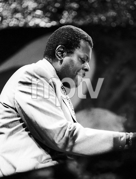 Oscar Peterson at the Monterey Jazz Festival1971© 1978 Paul Slaughter - Image 24262_0235
