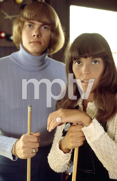 The Carpenters (Karen and Richard)1971© 1978 Paul Slaughter - Image 24262_0287