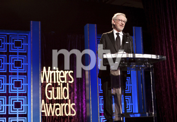 """2013 Writers Guild Awards"" Steven Spielberg02-17-2013 / JW Marriott Hotel / Los Angeles, CA © 2013 Michael Jones - Image 24263_0004"