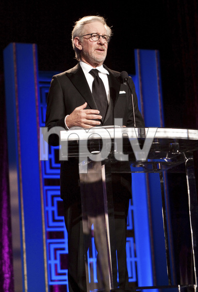 """2013 Writers Guild Awards"" Steven Spielberg02-17-2013 / JW Marriott Hotel / Los Angeles, CA © 2013 Michael Jones - Image 24263_0005"
