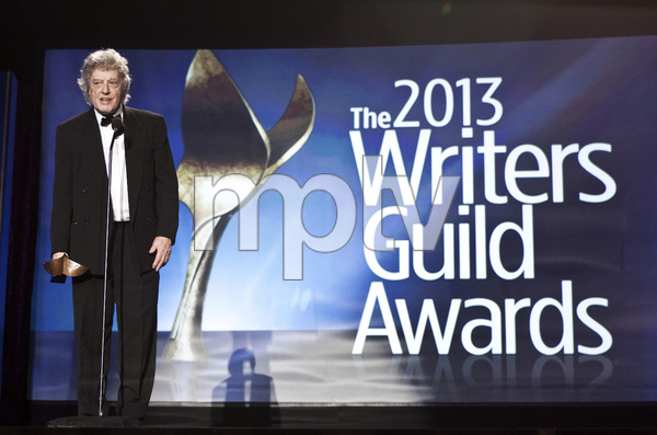 """2013 Writers Guild Awards"" Tom Stoppard02-17-2013 / JW Marriott Hotel / Los Angeles, CA © 2013 Michael Jones - Image 24263_0007"