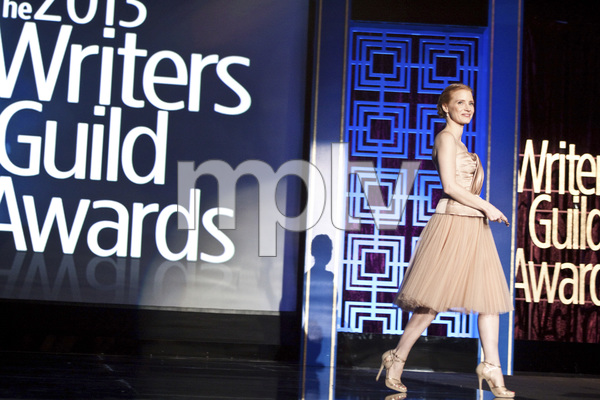"""2013 Writers Guild Awards"" Jessica Chastain02-17-2013 / JW Marriott Hotel / Los Angeles, CA © 2013 Michael Jones - Image 24263_0009"