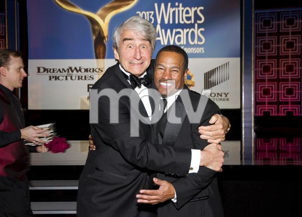 """2013 Writers Guild Awards"" Sam Waterston02-17-2013 / JW Marriott Hotel / Los Angeles, CA © 2013 Michael Jones - Image 24263_0012"
