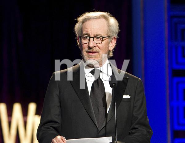 """2013 Writers Guild Awards"" Steven Spielberg02-17-2013 / JW Marriott Hotel / Los Angeles, CA © 2013 Michael Jones - Image 24263_0023"