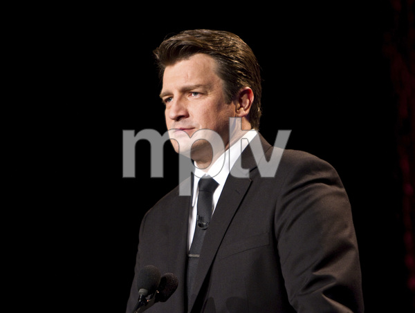 """2013 Writers Guild Awards"" Nathan Fillion02-17-2013 / JW Marriott Hotel / Los Angeles, CA © 2013 Michael Jones - Image 24263_0025"