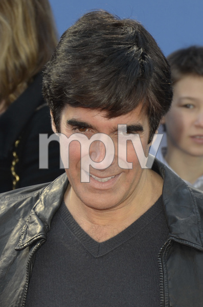 """""""The Croods"""" Premiere David Copperfield 3-10-2013 / AMC Loews Lincoln Square Theater / New York NY / Dreamworks / Photo by Eric Reichbaum - Image 24266_15"""
