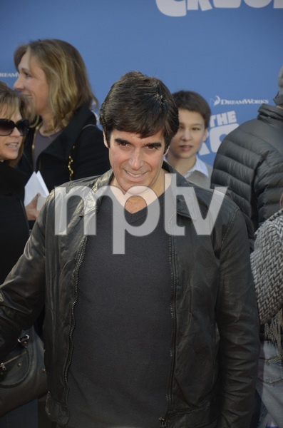 """""""The Croods"""" Premiere David Copperfield 3-10-2013 / AMC Loews Lincoln Square Theater / New York NY / Dreamworks / Photo by Eric Reichbaum - Image 24266_16"""
