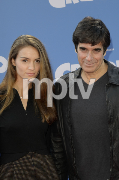 """""""The Croods"""" Premiere Chloe Gosselin, David Copperfield 3-10-2013 / AMC Loews Lincoln Square Theater / New York NY / Dreamworks / Photo by Eric Reichbaum - Image 24266_20"""