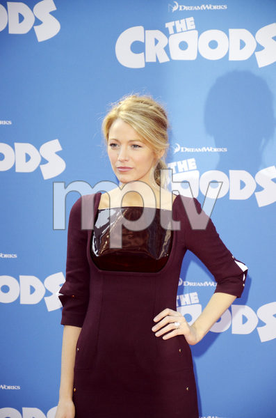 """""""The Croods"""" Premiere Blake Lively 3-10-2013 / AMC Loews Lincoln Square Theater / New York NY / Dreamworks / Photo by Eric Reichbaum - Image 24266_218"""