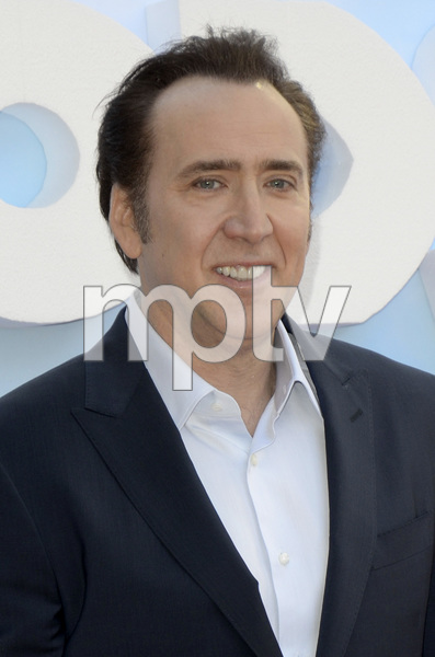"""The Croods"" Premiere Nicolas Cage 3-10-2013 / AMC Loews Lincoln Square Theater / New York NY / Dreamworks / Photo by Eric Reichbaum - Image 24266_28"