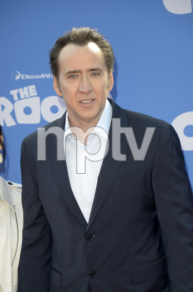 """""""The Croods"""" Premiere Nicolas Cage 3-10-2013 / AMC Loews Lincoln Square Theater / New York NY / Dreamworks / Photo by Eric Reichbaum - Image 24266_36"""