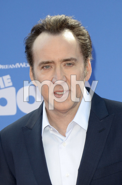"""""""The Croods"""" Premiere Nicolas Cage 3-10-2013 / AMC Loews Lincoln Square Theater / New York NY / Dreamworks / Photo by Eric Reichbaum - Image 24266_39"""