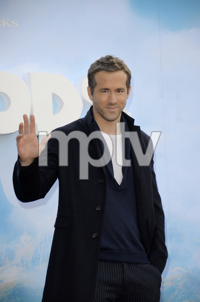 """The Croods"" Premiere Ryan Reynolds 3-10-2013 / AMC Loews Lincoln Square Theater / New York NY / Dreamworks / Photo by Eric Reichbaum - Image 24266_78"