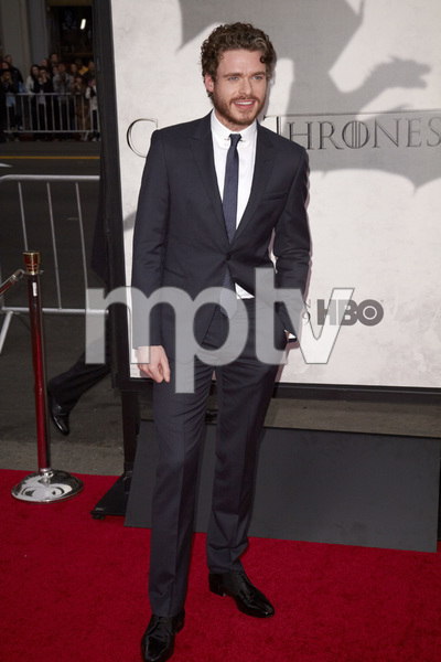 """""""Games of Thrones"""" PremiereRichard Madden3-18-2013 / TCL Chinese Theater / Hollywood CA / HBO / Photo by Kevin Kozicki - Image 24267_0064"""